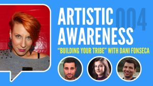 Ep. 4 - ''Building Your Tribe'' w/ Dani Fonseca by MikeMeth