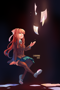 Monika by assscrew28