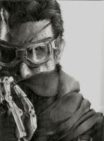 Big Boss by sarty96