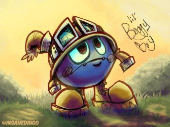 Lil' Boggy boy by TheInsaneDingo