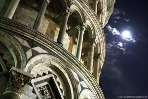 Leaning In The Moonlight by gdphotography