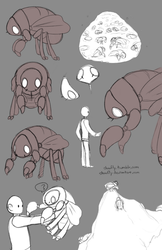 Crawly Potatoes by shuufly