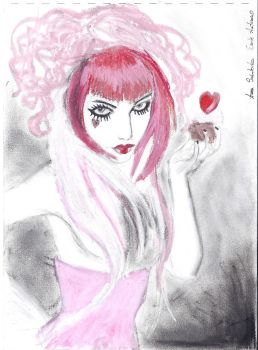 Emilie Autumn by Caramiela