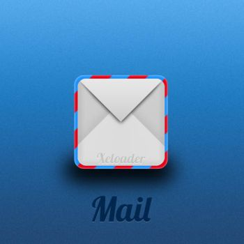 Mail Icon by xeloader