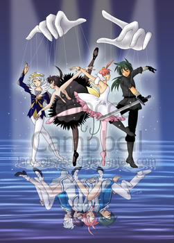 Princess Tutu: Marionettes by lady-obsessed