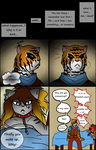 Claws Page 2 by ArtisticJessy