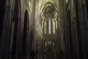 Sanctuary - interior by merl1ncz