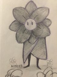 Flower OC  by Ailizerbee08