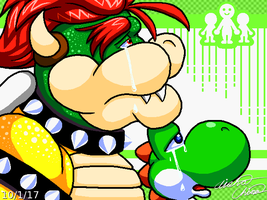 Goodbye Miiverse: 1 Year departure... by Bowser2Queen