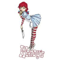 That Wendy's Attitude by XxSuicideKittenxX
