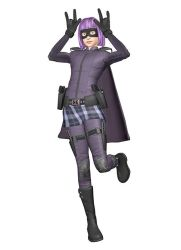 [MMD] Kick-Ass 2 - Hit-Girl by arisumatio