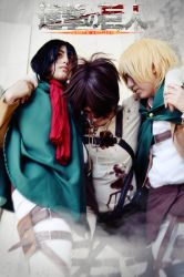 SnK - We take care of yourself by XNat-atNX