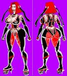 BLOODRAYNE-leather suit-LIVING SUIT by xlob2