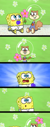 Random Flower Mini-Comic by Corossmo