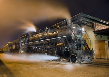 Soo 2719 standing in as a DMAIR Pacific by ROGUE-RATTLESNAKE
