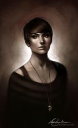 .: Astrid II :. by Charlie-Bowater