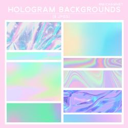 [Share] Holographic Backgrounds [171709] by michamhet