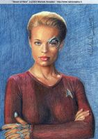 Star Trek: Seven of Nine by shintetsuya