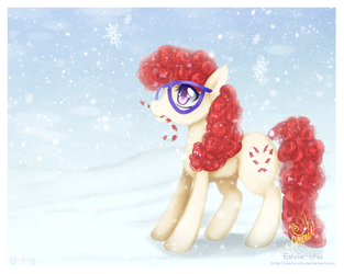 Peppermint Winter by Ambunny