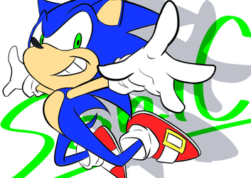 Sonic by hentaib2319