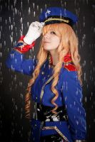 Sheryl Nome, Macross F cosplay by AlexReiss