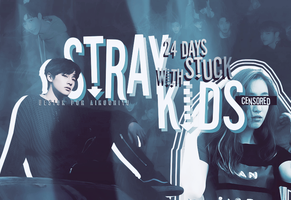 24 Days with Stray Kids by MoonYuna
