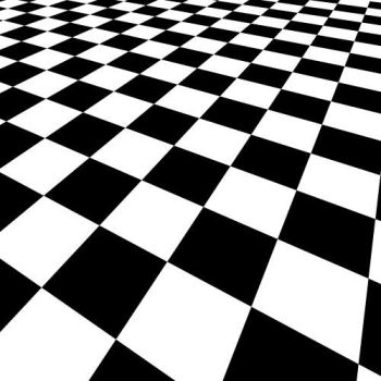 Checkered vector by publicdomainvectors