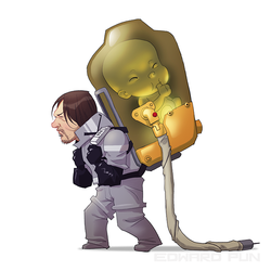 Death Stranding by pungang