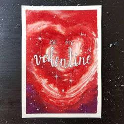 Be My Valentine by Albiona
