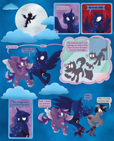 Problems of New Changeling Mother Parody- Children by white-tigress-12158
