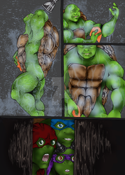 Mikey Comic by Darkenlite