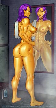 Maxima Mirror by Mikiron by DaveBarrack