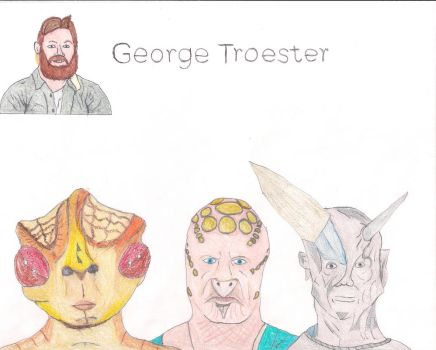 George Troester III by MatthieuLacrosse