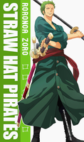 One Piece Wallpapers Mobile : SHP , Zoro by Fadil089665