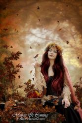 Mabon Is Coming by MelFeanen