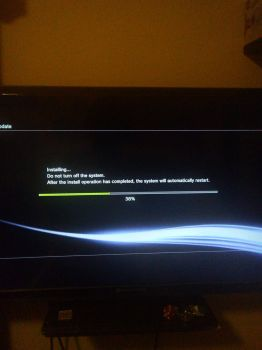 PS3 update again by MAGEBAD