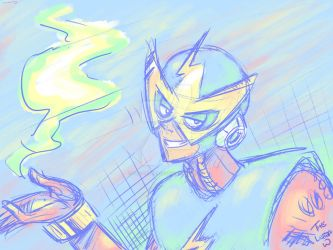 Elec Month 2018 - Day 16 by The-Letter-W