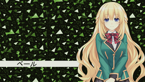 Vert Wallpaper by nursemorrigan