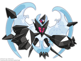Necrozma Dawn Wings