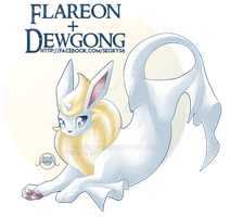 [Closed] Dewgong X Flareon