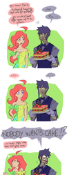 CBNS: Cake Offer by 123soleil