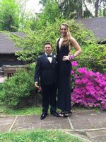 Tall and short Prom 5 by lowerrider