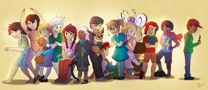 Smol Army by Cold-Creature