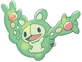 DaD Day 51: Reuniclus