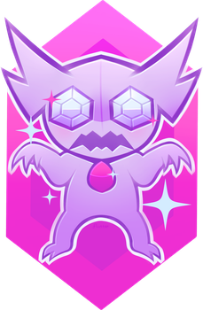 Poketober Day 1: Sableye by fllutter
