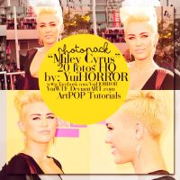Photopack 72 Mily Cyrus by YuiWTF