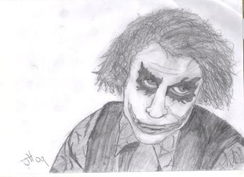 The Joker by shooteradolf