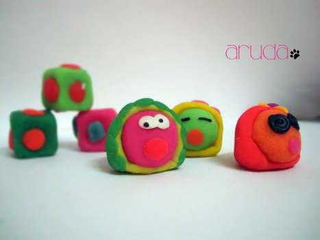 My Cute Little Things by aruda