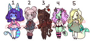 $5 Cheeb Adopts - PP only - 0/5 (closed) by enoshlma