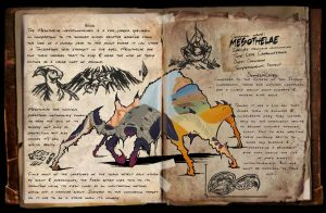 Mesothelae Dossier [FANMADE] by DjayMasi